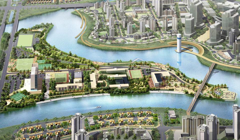ZeitGeist Nhà Bè khu đô thị của thời đại mới