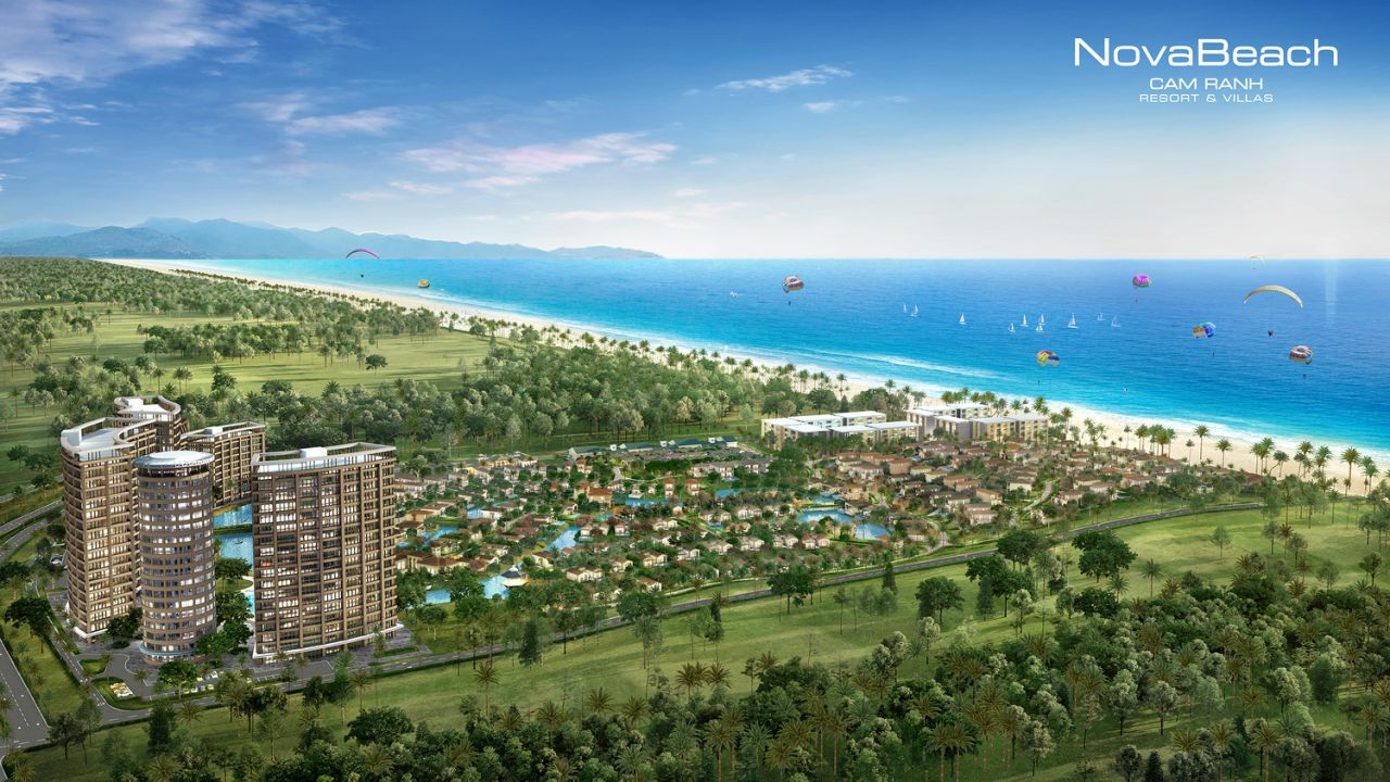 Tiềm năng phát triển dự án Nova Beach Cam Ranh tại Bắc Bán Đảo Cam Ranh