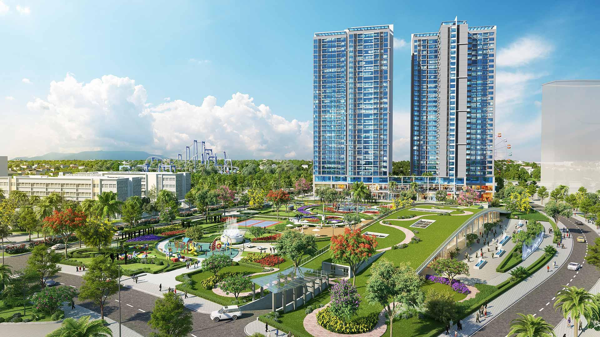 Giới thiệu thông tin dự án Eco Green Saigon