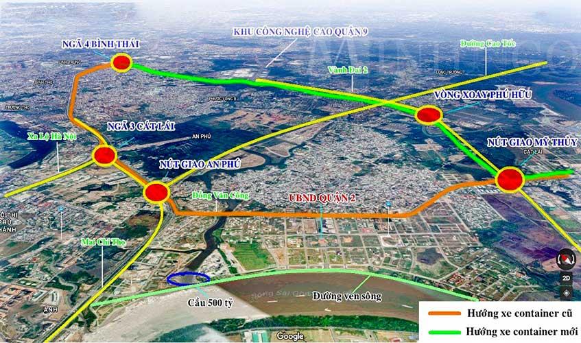 Tìm hiểu vị trí dự án La Premier nằm ở đâu?