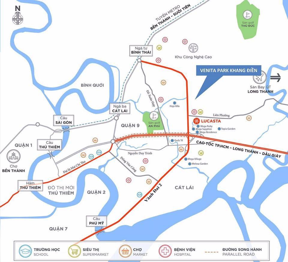 Tiến độ thi công của dự án Venita Park đến đâu?