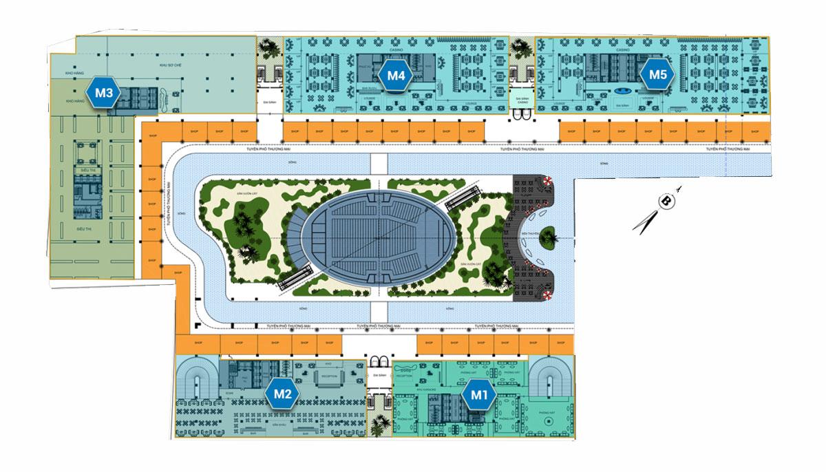 Đánh giá ưu điểm nổi bật dự án Sunshine Marina Nha Trang Bay