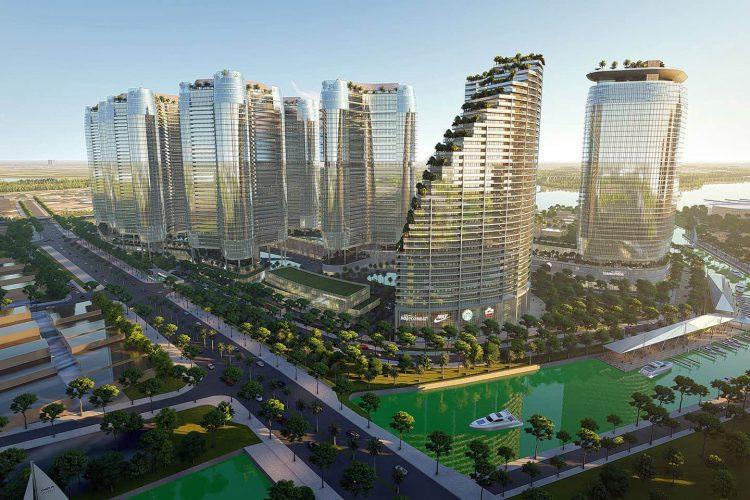 Khi nào giao nhà dự án Sunshine Diamond River?