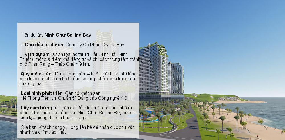Đặc điểm vị trí dự án Sailing Bay Ninh Chữ