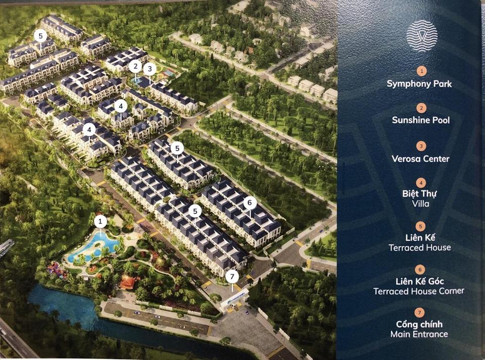 Đôi nét về dự án Verosa Park Khang Điền