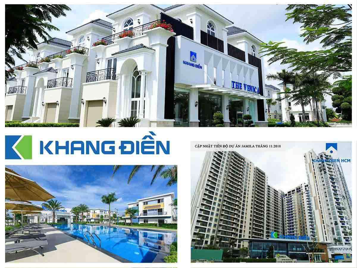 Điểm mạnh của các dự án Khang Điền