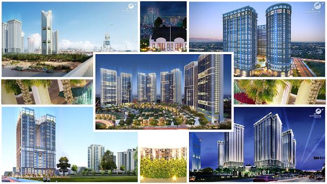 Các dự án nổi bật được triển khai bởi Sunshine Group?