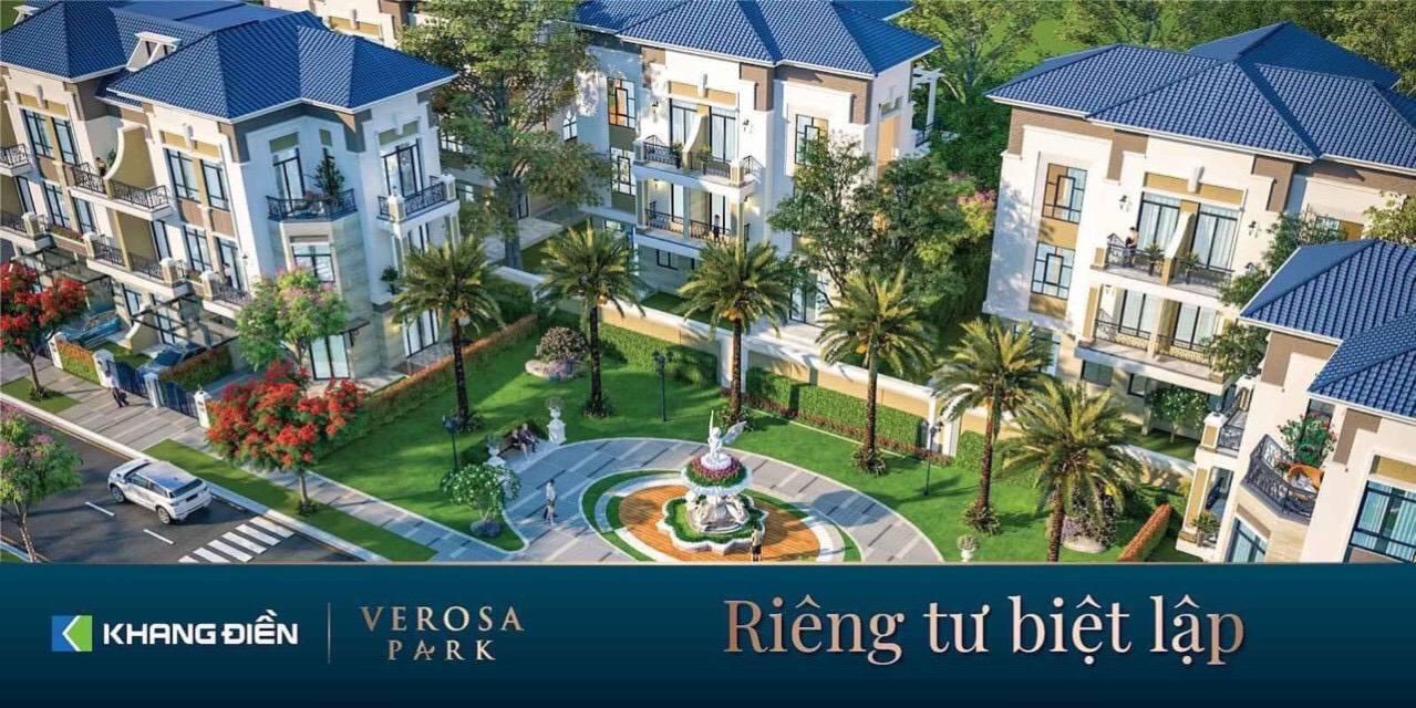 Những điều cần biết về dự án Verosa Park của Khang Điền Quận 9