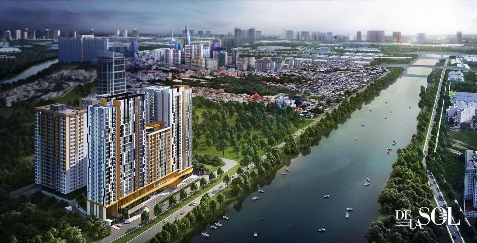 Những dự án nổi bật được triển khai bởi Capitaland?